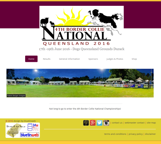4th Border Collie National Queensland