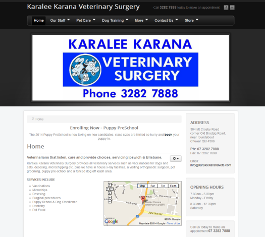 Karalee Karana Veterinary Surgery